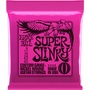 Ernie Ball Super Slinky Nickel Wound Electric Guitar Strings (6-String Set, .009 - .042)