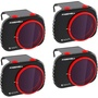 Freewell Bright Day ND/PL Lens Filter Bundle for Mavic Mini Drones (4-Pack)