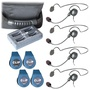 Eartec The CLIP Wireless 4 Person System