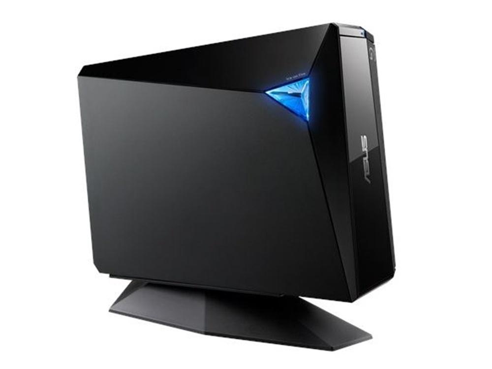 ASUS BW-16D1H-U PRO 16x Bluray Writer USB3.0 External Optical Drive
