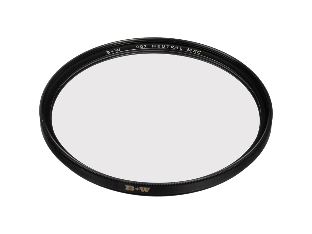 B+W Series 8 Clear MRC 007M Filter