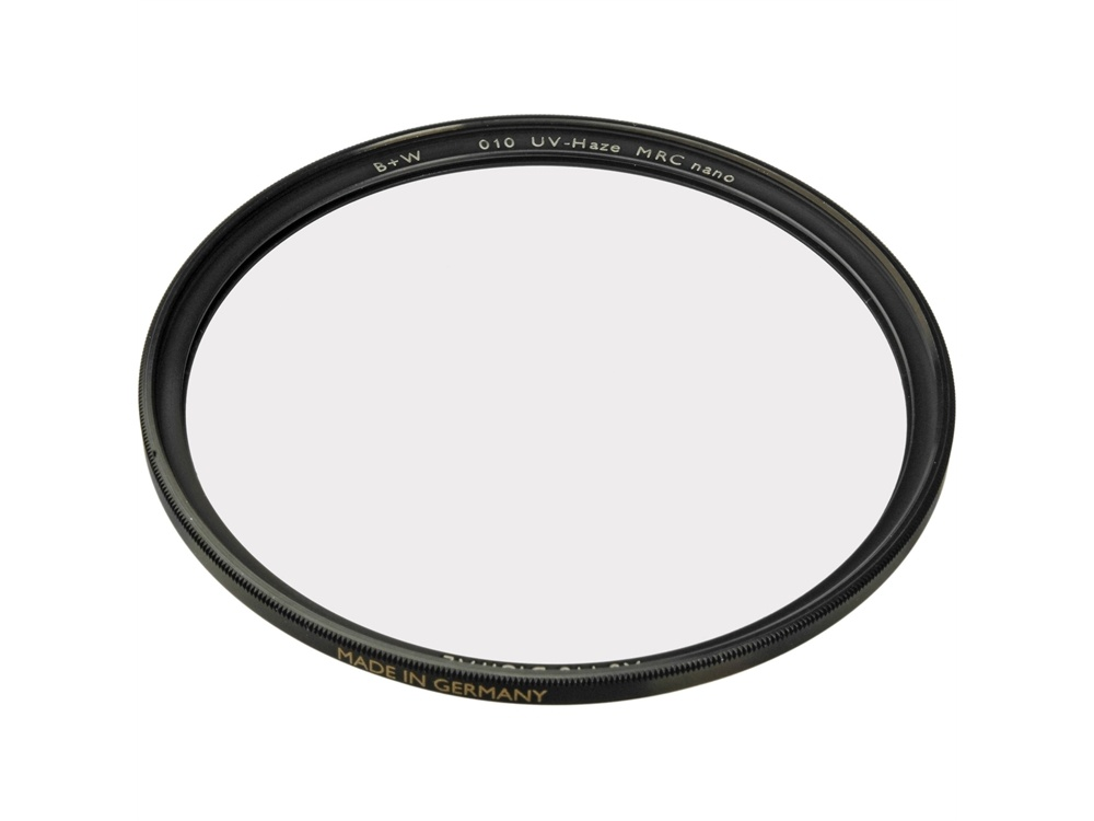 B+W 95mm XS-Pro UV Haze MRC-Nano 010M Filter