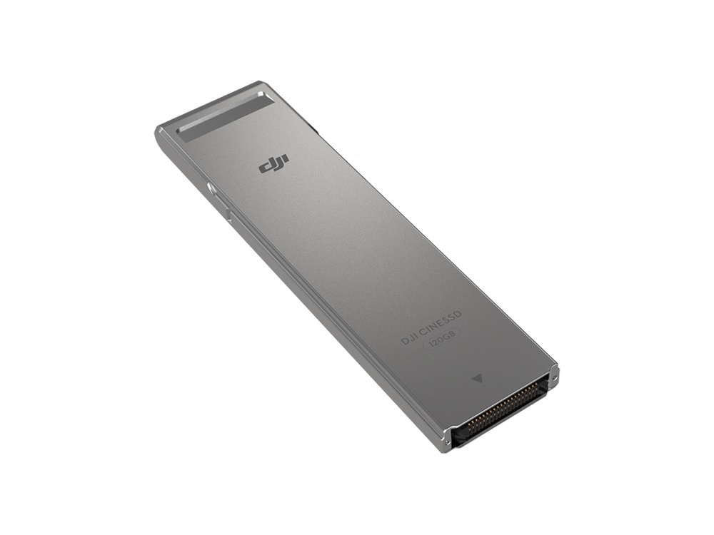 DJI Cinessd SSD for Inspire 2 Quadcopter (120GB)