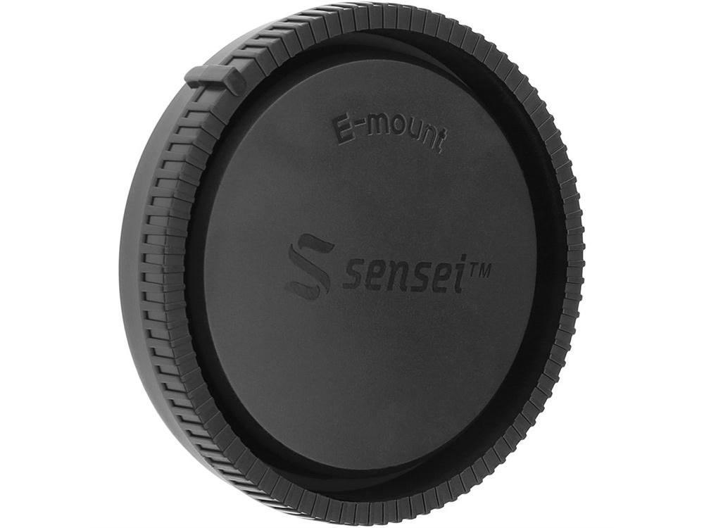 Sensei Body and Rear Lens Cap Kit for Sony E-Mount