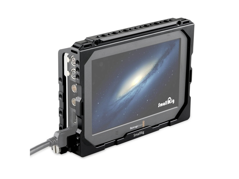 SmallRig 1830 Cage for Blackmagic Video Assist 7 inch
