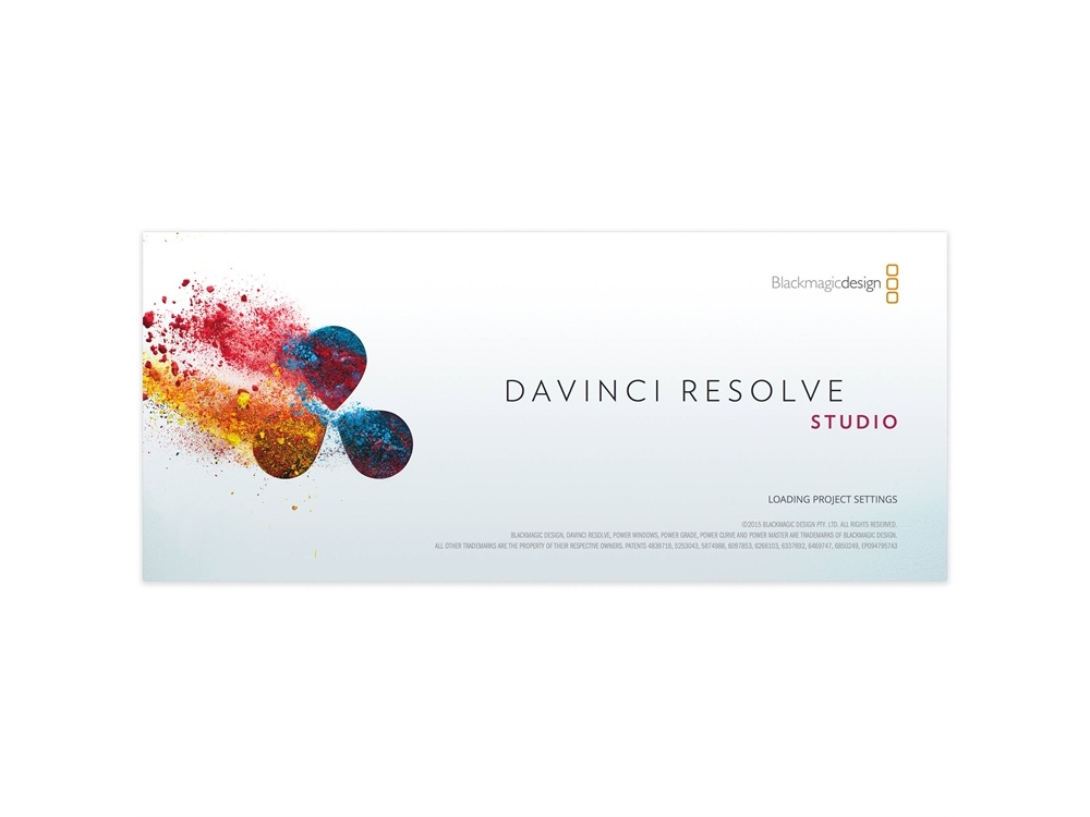 Blackmagic Design DaVinci Resolve Studio