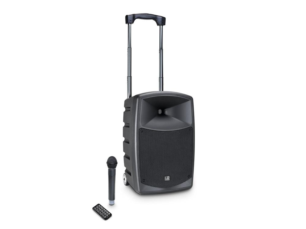 LD Systems ROADBUDDY 10 B6 Bluetooth PA Speaker