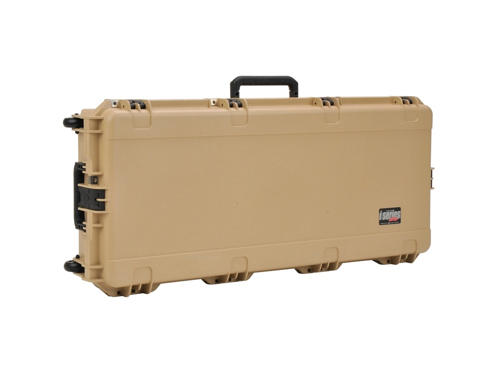 SKB 3I-4217-18T  iSeries Waterproof Acoustic Guitar Case (tan)