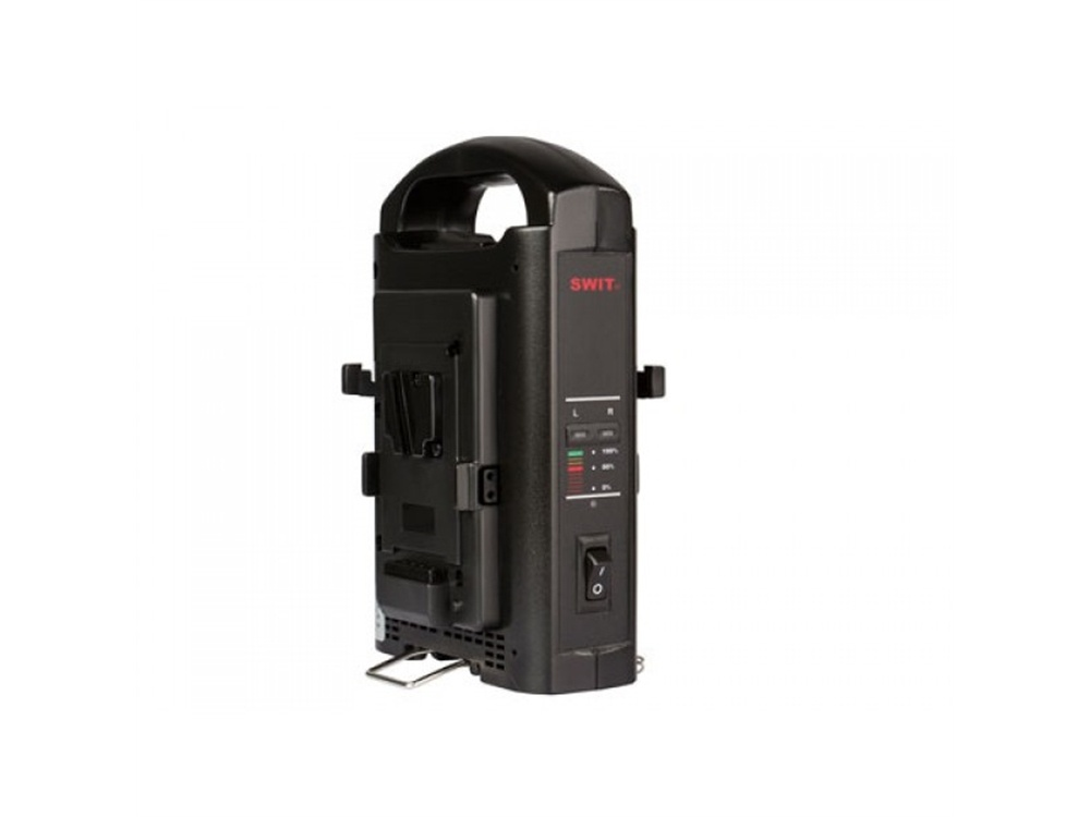 SWIT-SC-302S 2-ch V-mount Battery Charger