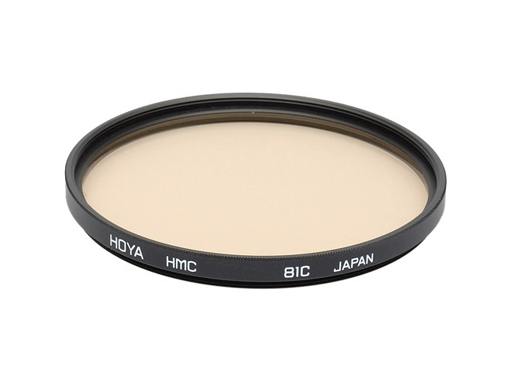 Hoya 52mm HMC 81C Light Balancing Filter