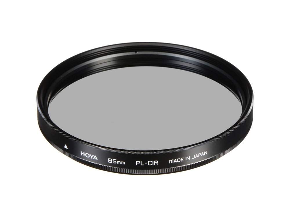 Hoya 95mm Circular Polarizer Filter