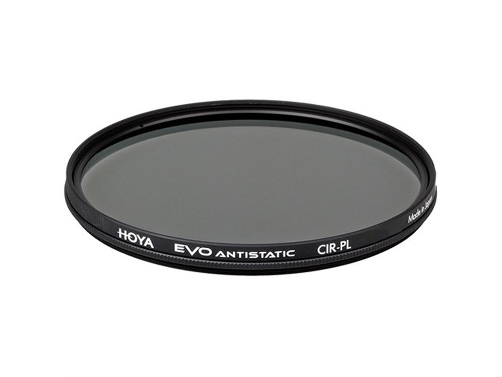 Hoya 49mm EVO Antistatic Circular Polarizer Filter