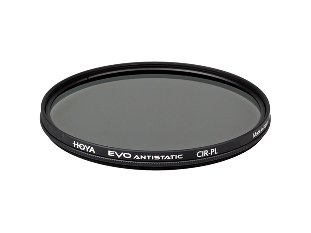 Hoya 62mm EVO Antistatic Circular Polarizer Filter