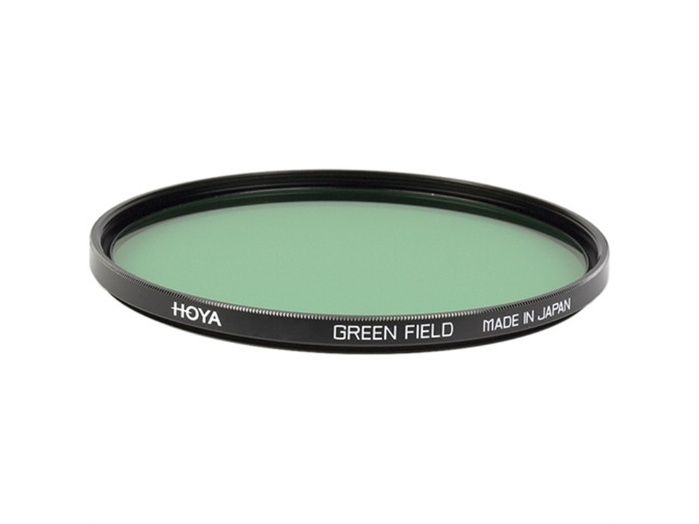 Hoya Green Enhancer (Green Field) Filter (62 mm)