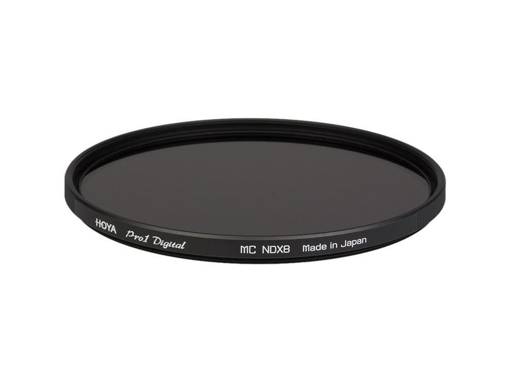 Hoya 77mm Neutral Density (ND) 0.9 Pro 1 Digital Multi-Coated Glass Filter
