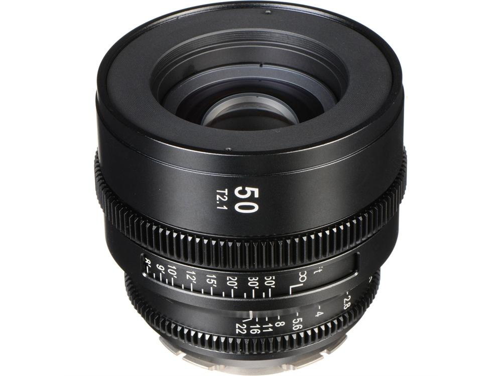 SLR Magic APO HyperPrime CINE 50mm T2.1 Lens with PL Mount