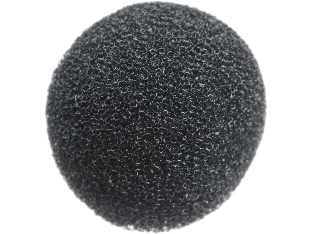 Countryman Windscreen for B3 and EMW Lavalier Microphones (Black)