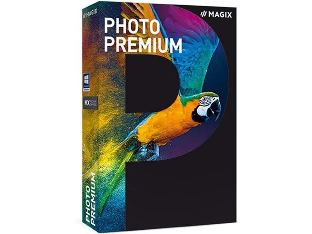 MAGIX Entertainment Photo Premium (Download)