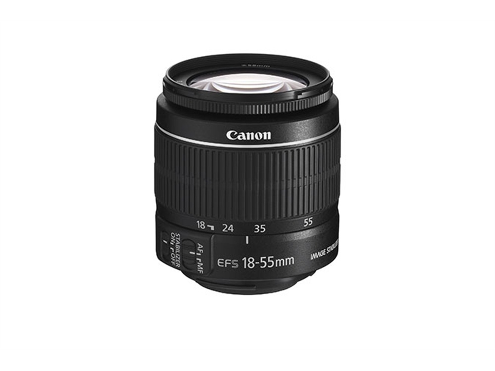 Canon EF-S 18-55MM F/3.5-5.6 IS STM II