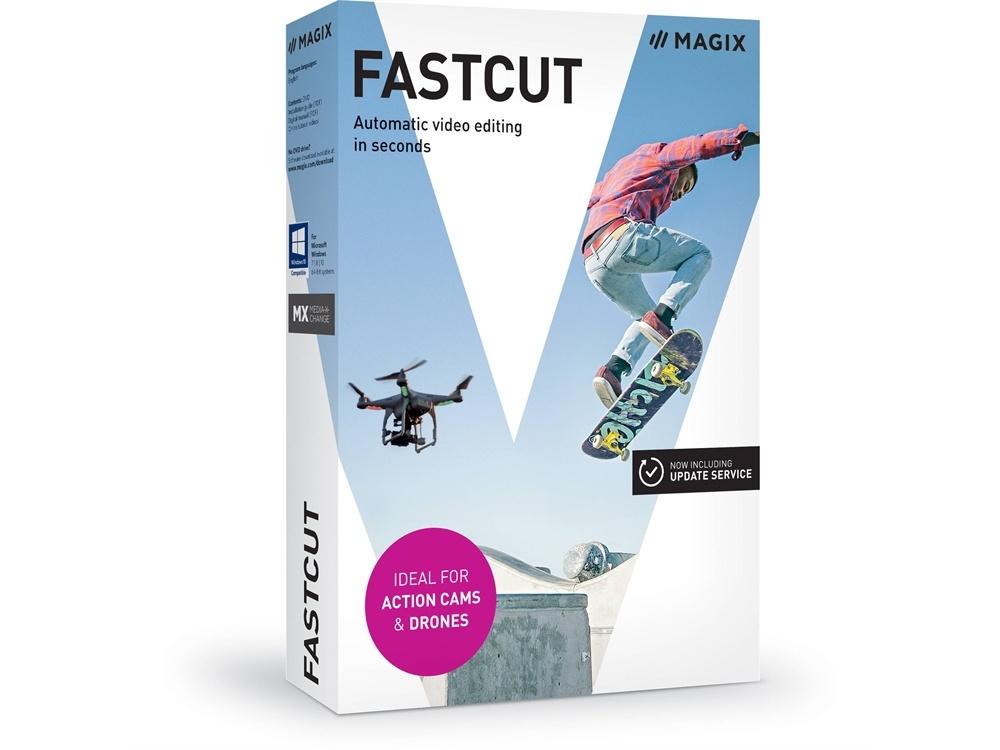 MAGIX Entertainment Magix Fastcut (Academic, Download)