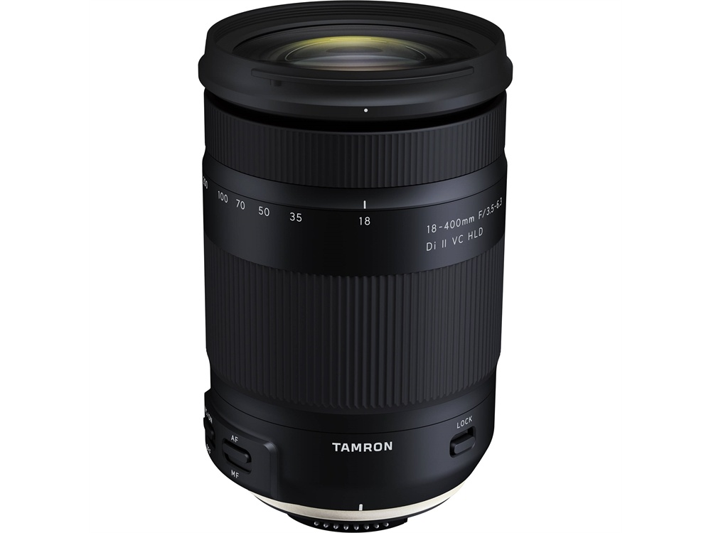 Tamron 18-400mm f/3.5-6.3 Di II VC HLD Lens for Canon EF
