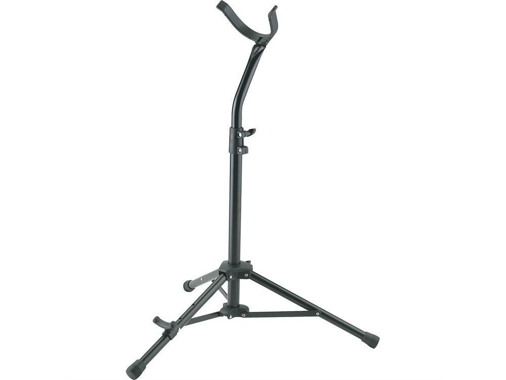 K&M 14410 Baritone Saxophone Stand (Black)