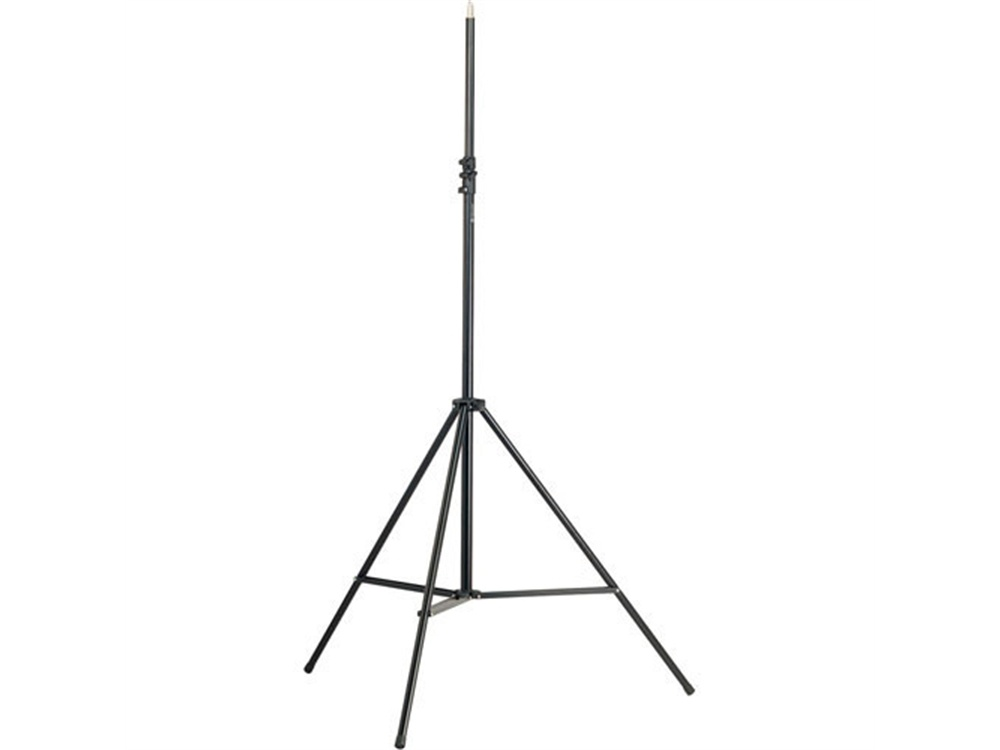 K&M Tall Overhead Microphone Stand (Black)
