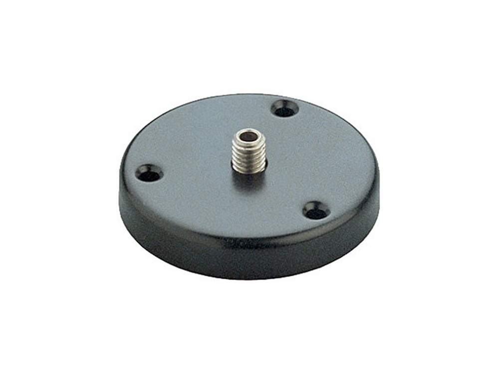 K&M 221D Microphone Mounting Flange