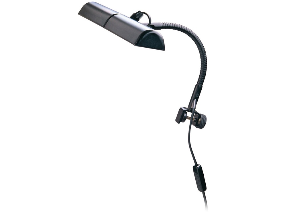 K&M 12275 Double Music Stand Light