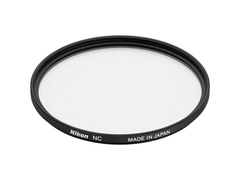 Nikon 72mm Clear NC Glass Filter