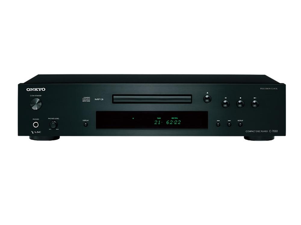 Onkyo C7030 CD Player (Black)