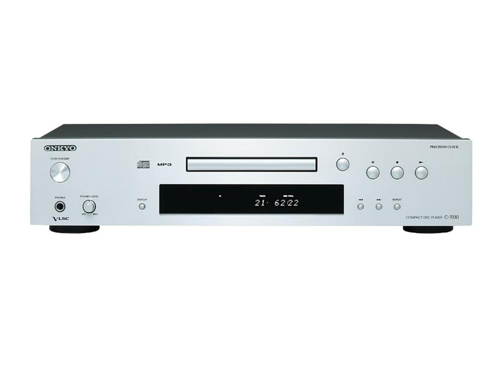 Onkyo C7030 CD Player (Silver)