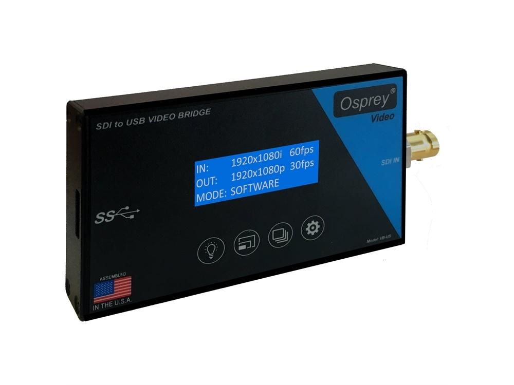 Osprey VB-US USB Video Bridge Capture Device