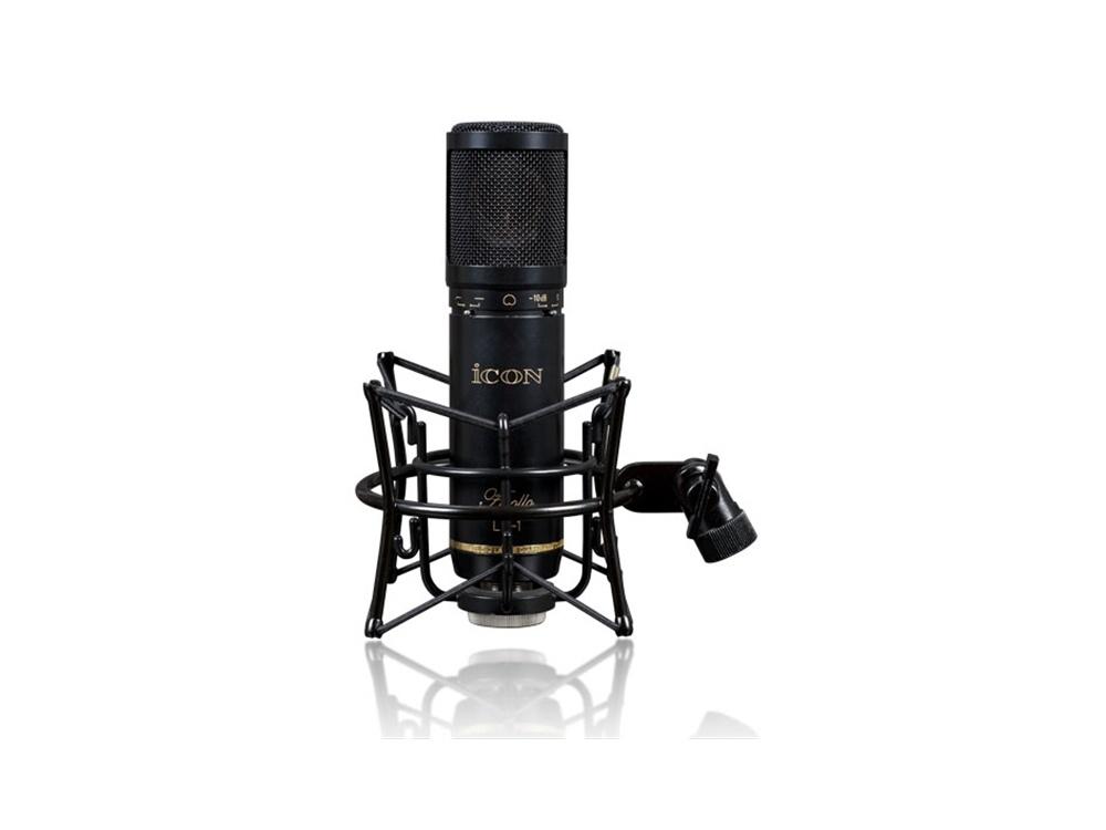 Icon Pro Audio Apollo Large Diaphragm Condenser Microphone