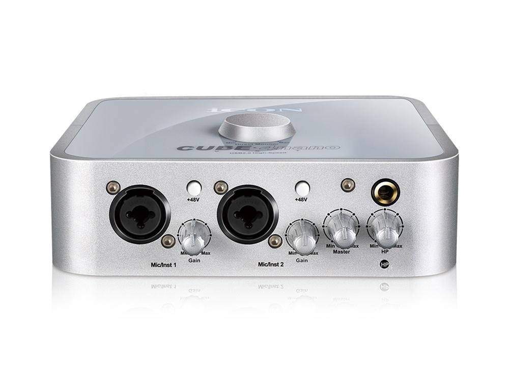 Icon Pro Audio Cube 4Nano VST