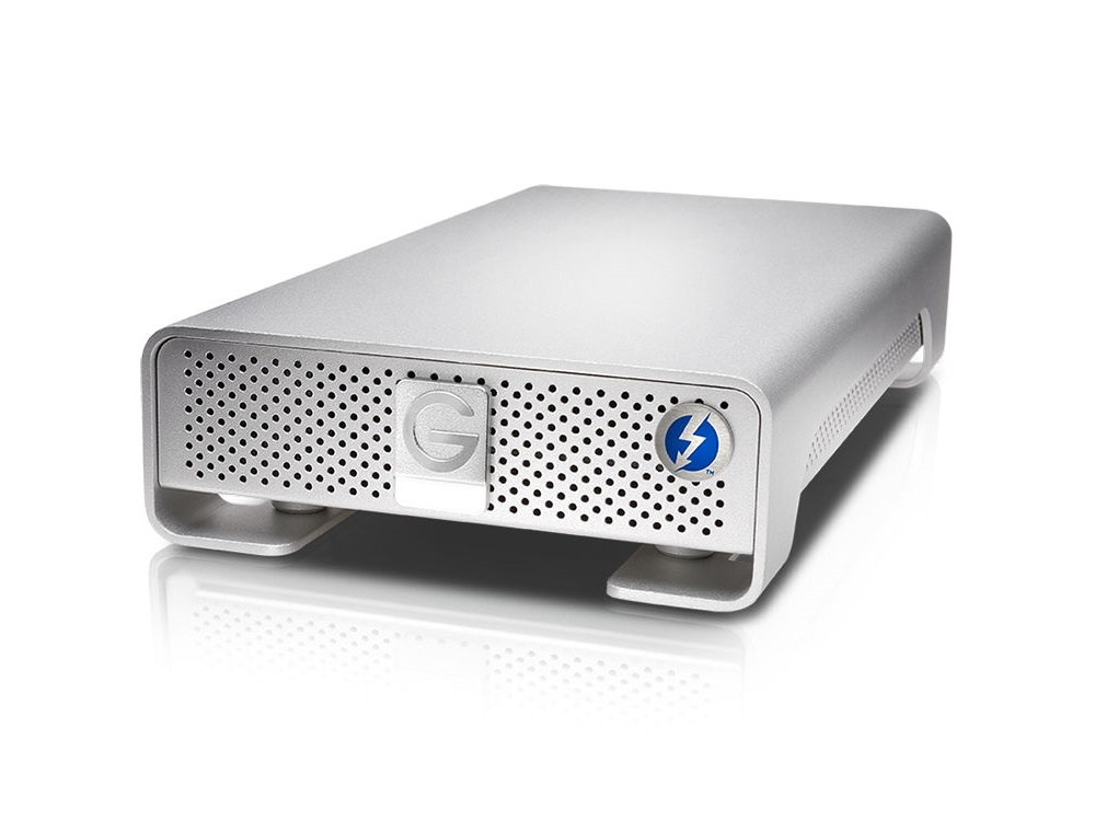 G-Technology 10TB G-DRIVE with Thunderbolt 2