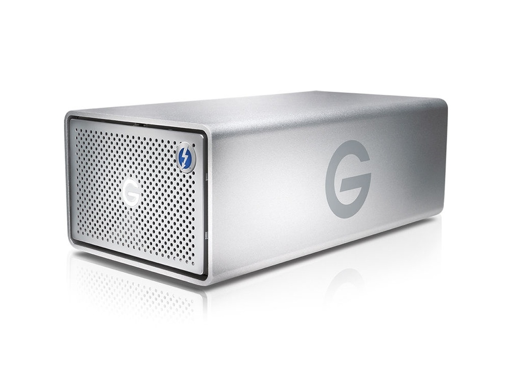 G-Technology G-RAID 20TB 2-Bay Thunderbolt 2 RAID Array (2 x 10TB)