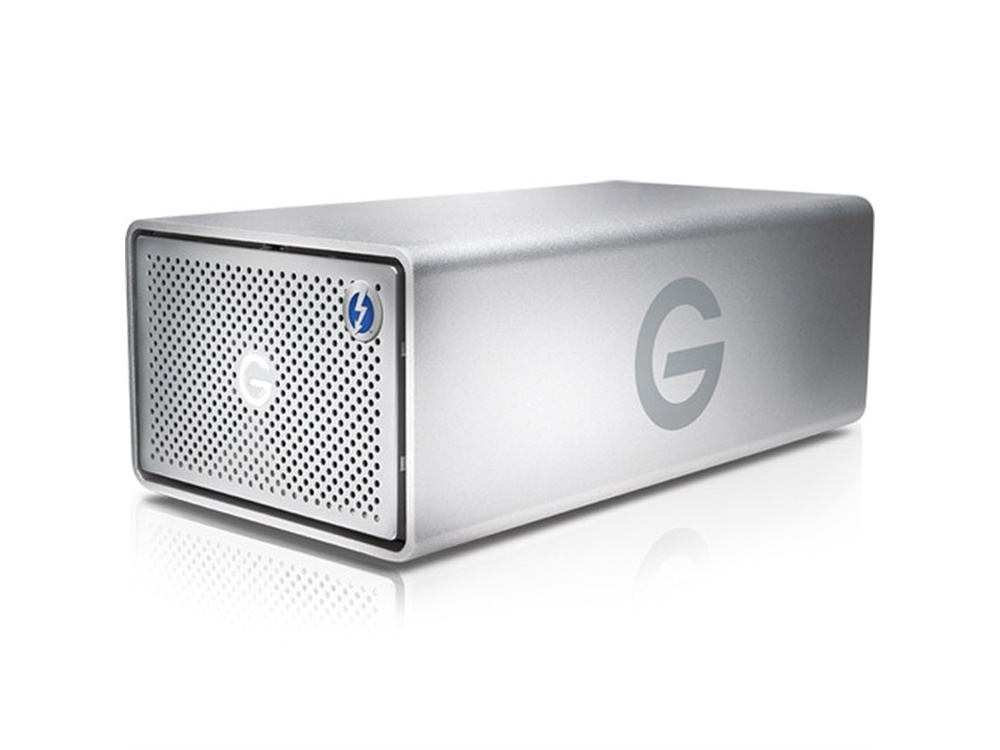G-Technology G-RAID 8TB 2-Bay Thunderbolt 3 RAID Array (2 x 4TB)