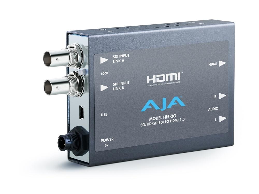 AJA Hi5-3G Mini Converter