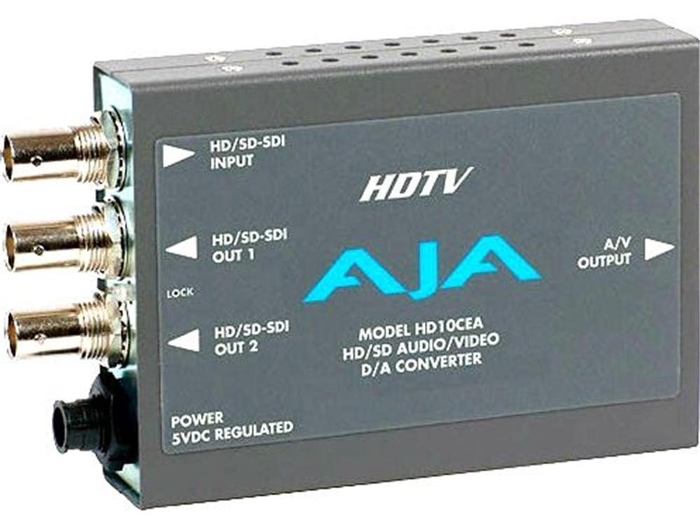 AJA HD10CEA Video/Audio Converter
