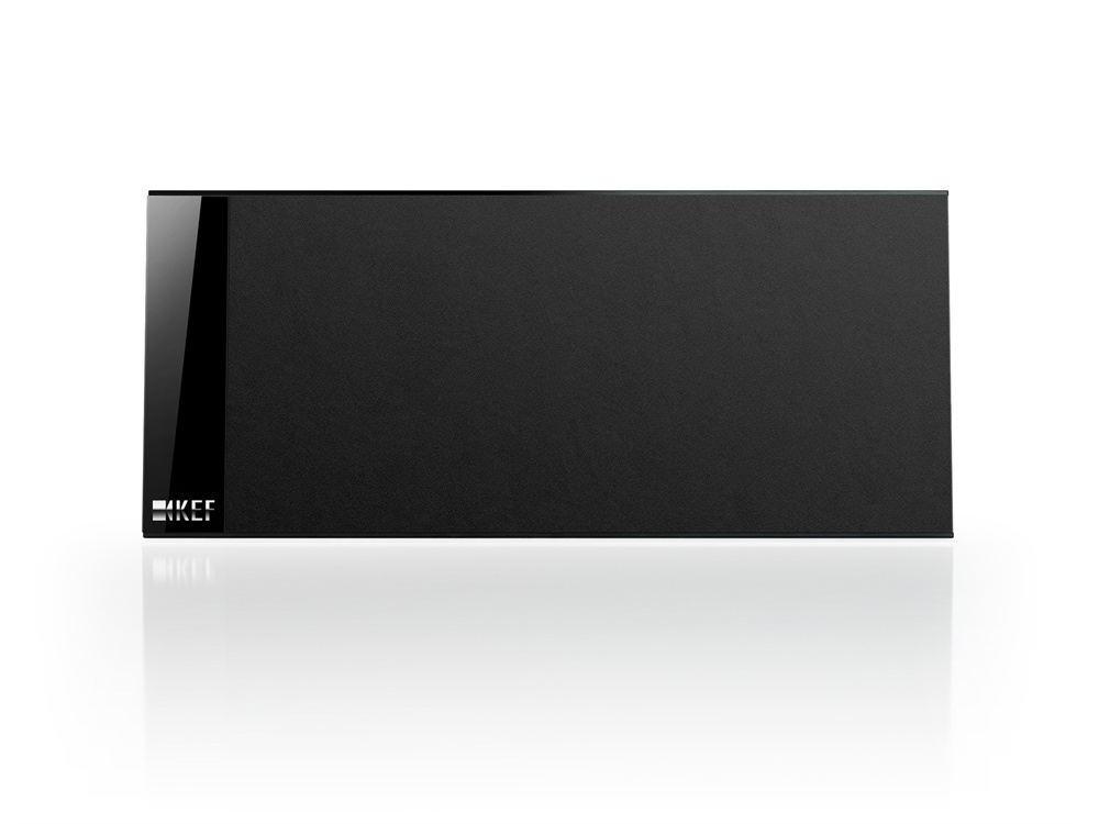 "KEF T101CB 4.5"" Centre Channel Speaker (Black)"