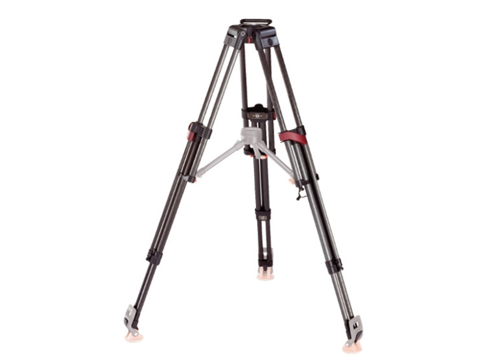 Sachtler Speed-Lock CF HD Carbon Fiber 2-Stage Heavy-Duty Tripod Legs (100mm Bowl)