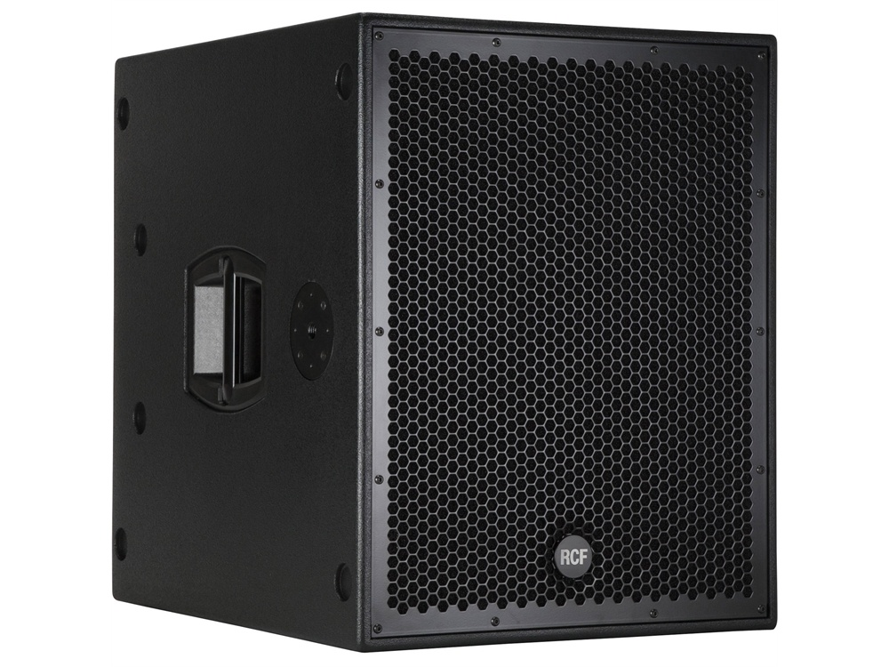 RCF SUB 8004-AS Professional Series Active Subwoofer (Black)