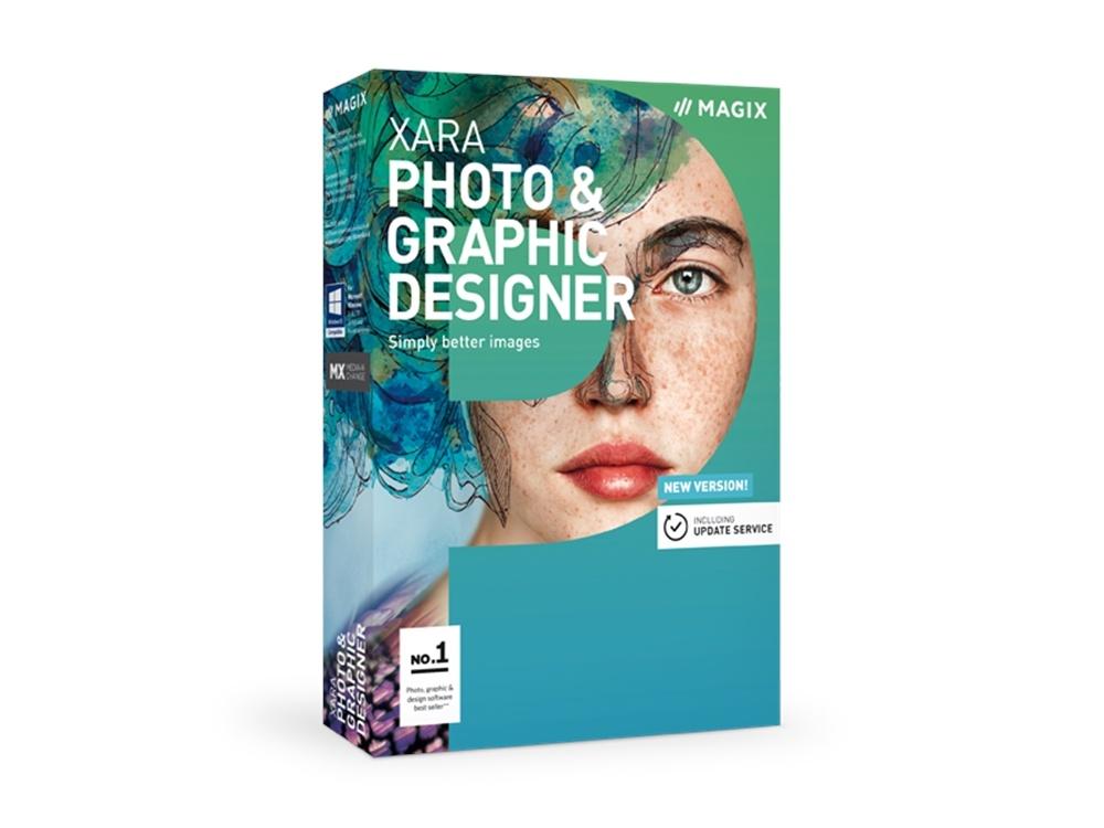 Magix Xara Photo & Graphic Designer Version 15 (Download, Academic)