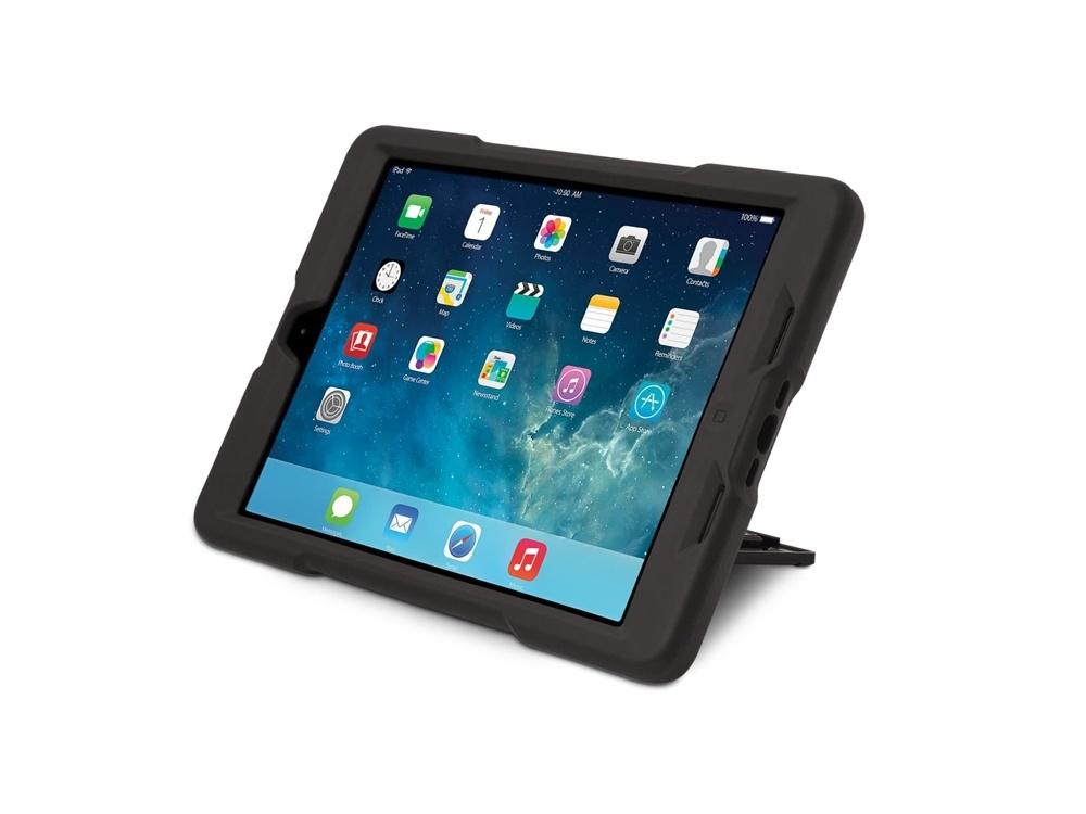 Kensington BlackBelt 2nd Degree Rugged Case for iPad Air (Black)