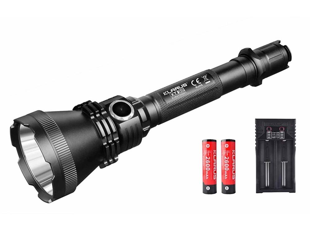 Klarus XT32 Tactical Hunting Searchlight Kit (1200 Lumens)