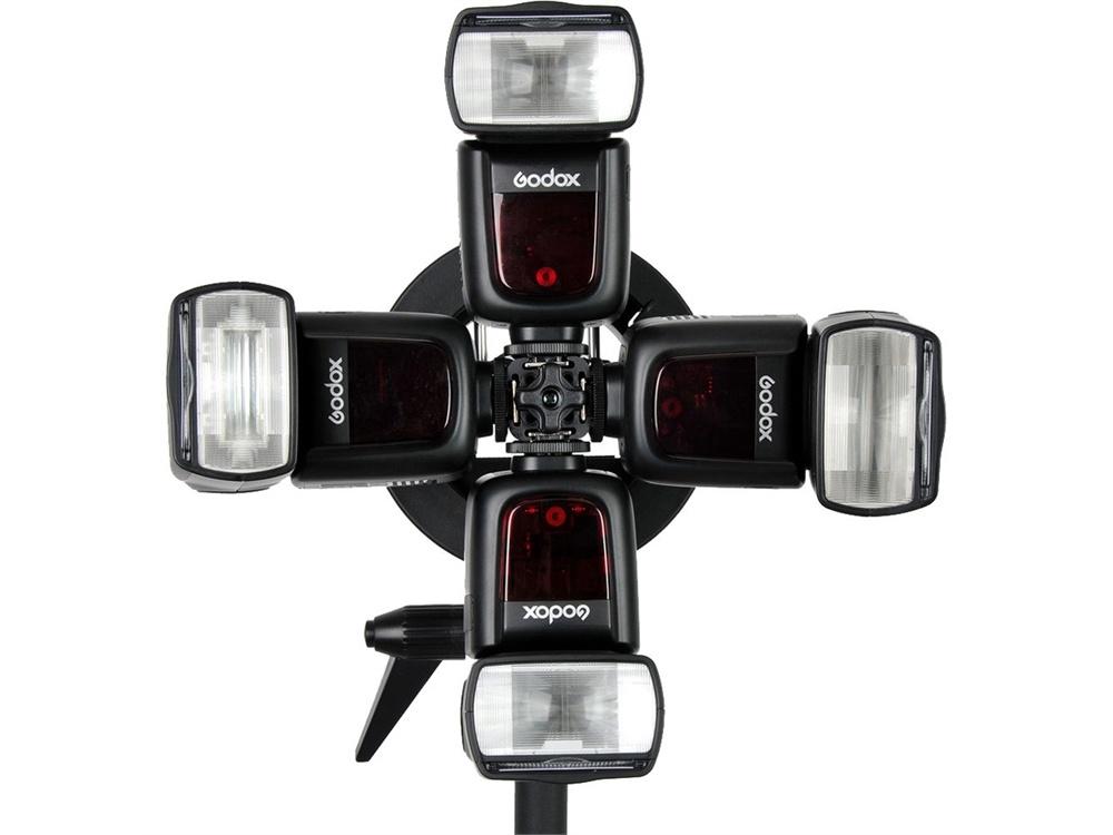 Godox Four Speedlite Adapter