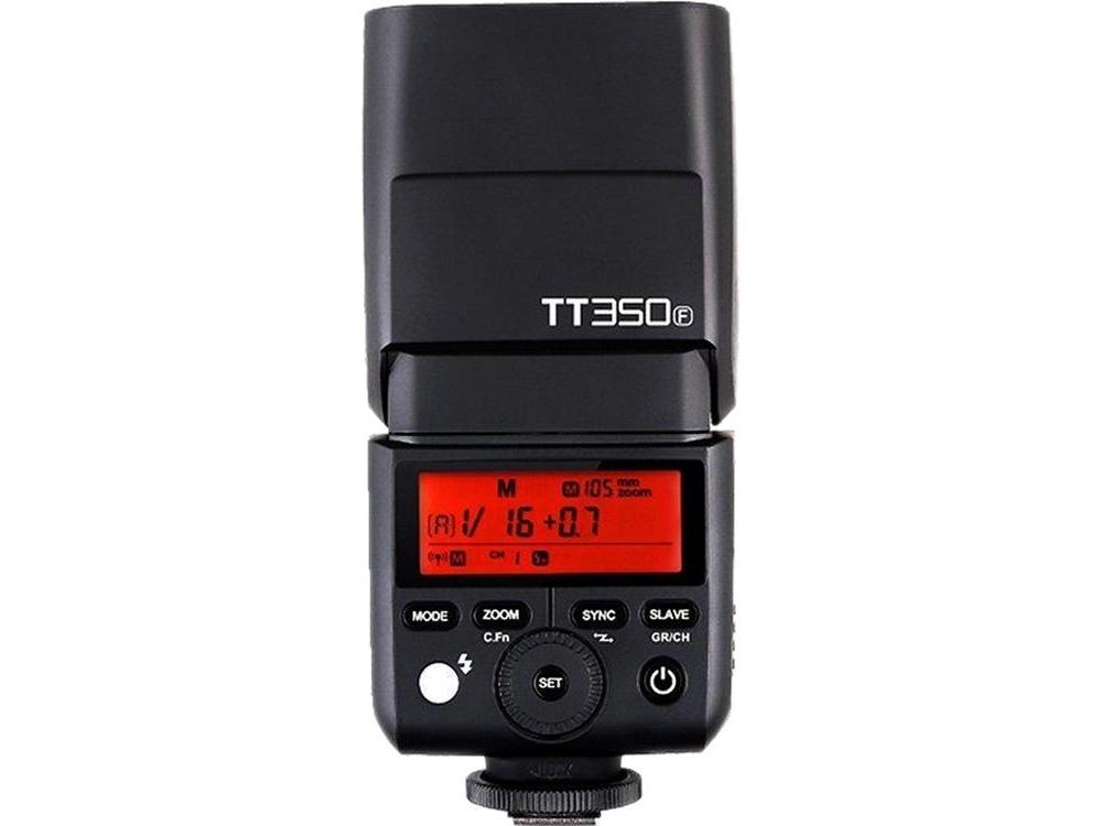 Godox TT350F Mini Thinklite TTL Flash for Fujifilm Cameras