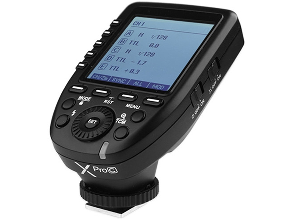 Godox XProN TTL Wireless Flash Trigger for Nikon Cameras