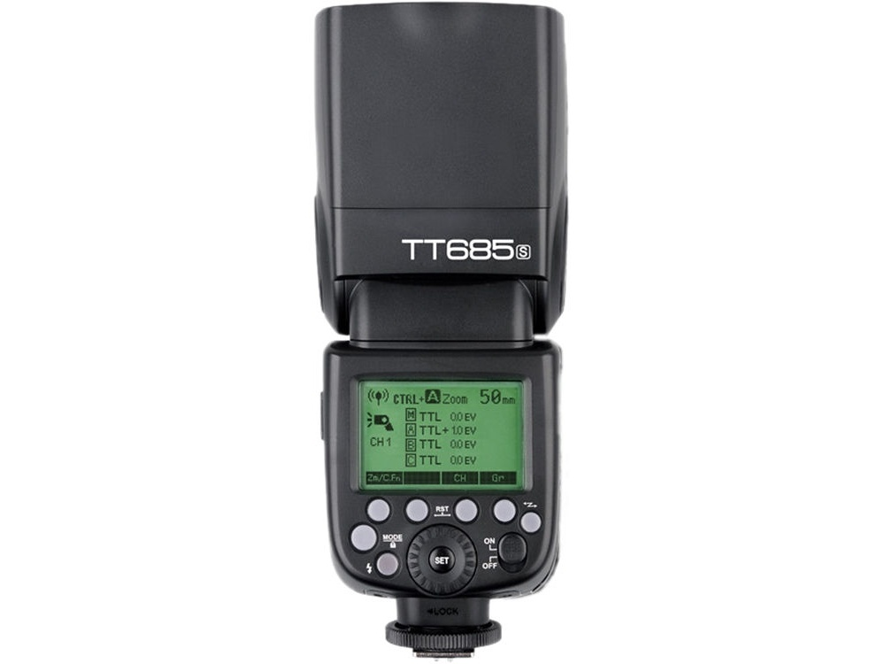 Godox TT685S Thinklite TTL Flash with X1T-S Trigger Kit for Sony Cameras